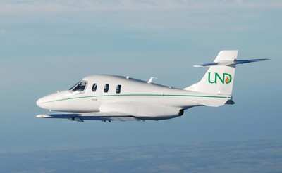 Aopa 2007 Und Aerospace Foundation Orders Diamond D Jet