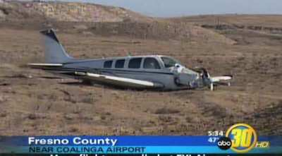 Report: Fog Hampered Rescue Of CA Bonanza Crash Victims