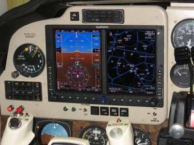Cutter Aviation Completes First Installation Of Garmin G600 System