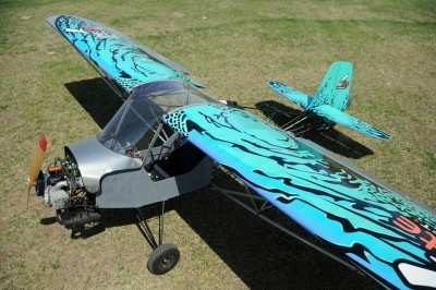 Belite Aircraft Jazzes Up Airplanes With Dragon Inspired