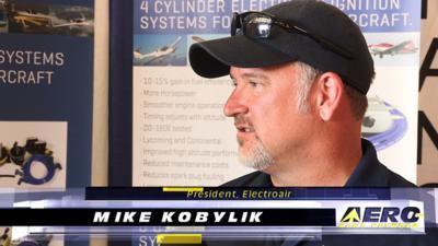 Aero-TV: Electroair's Engine Upgrades--More Power