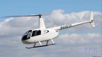 Robinson Helicopter Warns Of Low-G Mast Bumping Accidents | Aero