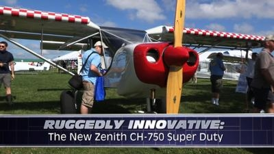 Aero-TV: Ruggedly Innovative - The New Zenith CH-750 Super