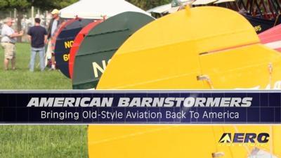 Aero-TV: American Barnstormers Tour-Bringing Old-Style