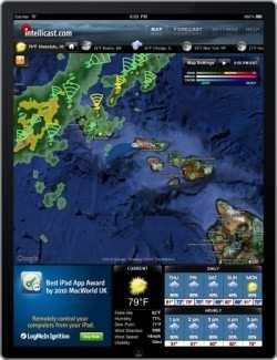 Intellicast com Launches New iPad Application | Aero-News Network