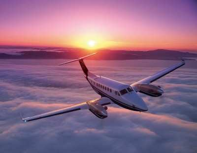 Hawker Beechcraft Delivers 7,000th Beechcraft King Air