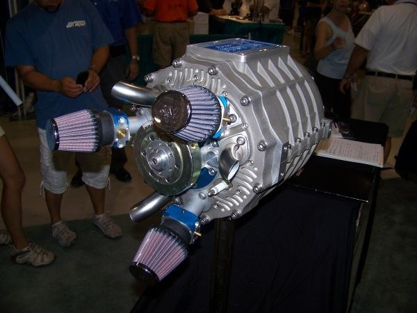 New 4 Stroke Axial Engine Introduction Aero News Network
