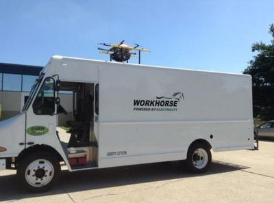 Post Office Looks At UAVs As Potential Delivery System | Aero-News