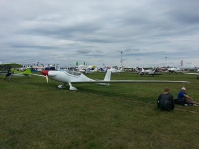 The Caro Motor Glider Makes Its Oshkosh Debut | Aero-News