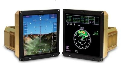 The S 61 Upgrade Includes Four EFI 890H Advanced Flight Displays And A Single UNS 1Lw MMMS Universals Management System FMS For Mission Support
