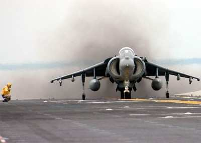 Britain Finalizes Deal To Sell Surplus Harrier Jump Jets To