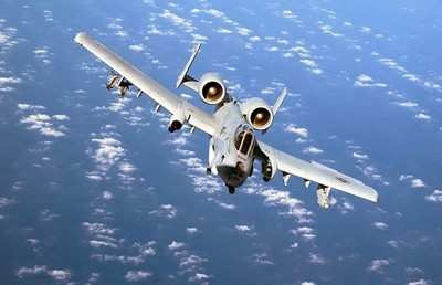 Indiana A-10 ANG Squadron To Deploy To Middle East | Aero