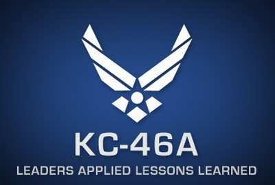 Boeing marks 1st anniversary of kc 46a tanker contract award aero