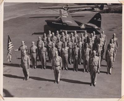 World War 2 Civil Air Patrol Uniforms