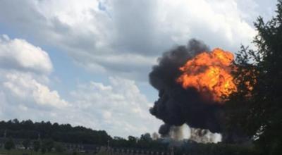 Pilot killed after U.S. Navy Blue Angels jet crashes in ...  |Blue Angel Crash Death