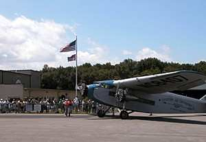 ... spring and early summer, as the Experimental Aircraft Association (EAA) brings its restored 1929 Ford Tri-Motor airliner to eight cities in five states.