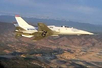 Nearly Aircraft: ATG Javelin - P1 Magazine