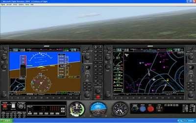 Arlington '06: Eaglesoft/Mindstar Brings G1000 Sim To