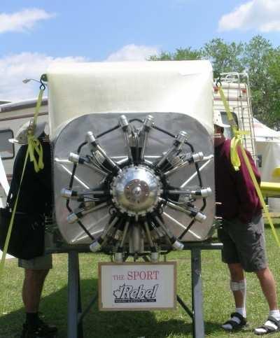 Radial Rebel Raring To Roar At AIRRRRRVenture   Aero-News