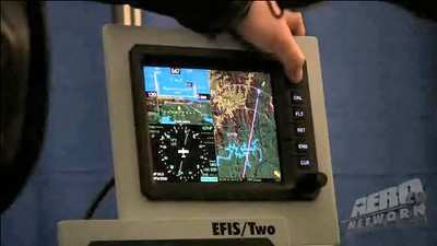 Blue Mountain Avionics Shows Off Its Wares For Aero-TV (Part