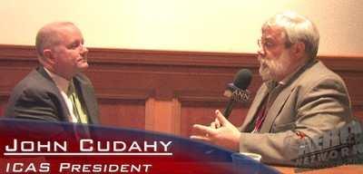 Airshows 2008: ICAS' 'Air Boss' John Cudahy Talks With Aero-TV (Part