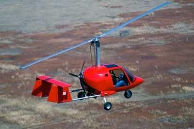 Gyros Seek FAA's LSA Blessing | Aero-News Network