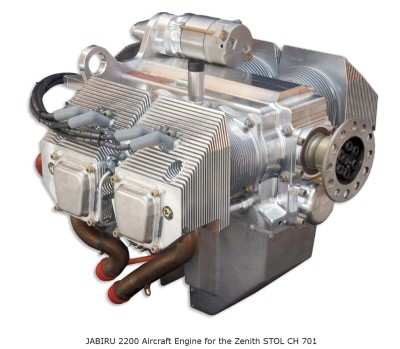 Zenith's Original STOL CH 701 Gets New Powerplant | Aero