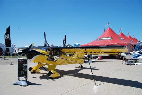 Kitfox Series 7 Super Sport Receives FAA 51% Approval | Aero
