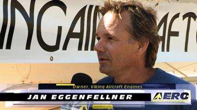 Aero-TV: Viking Aircraft Engines--Building A Rep For