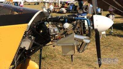 Classic Aero-TV: Viking Engines--Building A Rep For