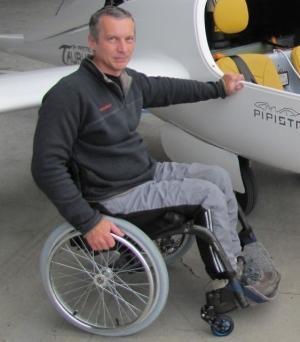 Paraplegic Man Realizes His Dream To Fly | Aero-News Network