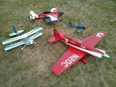 South Carolina RC Clubs Offer Radio Controlled Aircraft Air Show