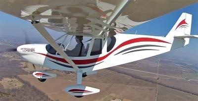 Zenith Introduces New CH 750 Cruzer   Aero-News Network