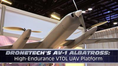 Classic Aero-TV: Dronetech's AV-1 Albatross - High-Endurance