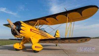Waco Classic Aircraft Corporation Announces New Owner
