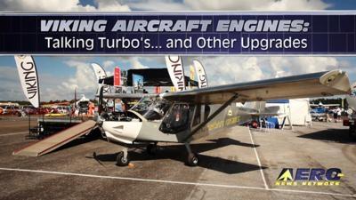 Aero-TV: Viking Aircraft Engines - Talking Turbo's    and