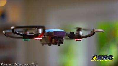 Rumors Fly About DJI Spark 2 Drone | Aero-News Network