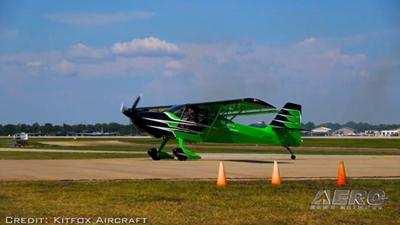 Aero-TV: Kitfox Series 7 Speedster - A Little Bit Wild and
