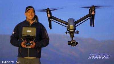 UNLV To Launch Drone Pilot Certificate Program   Aero-News Network