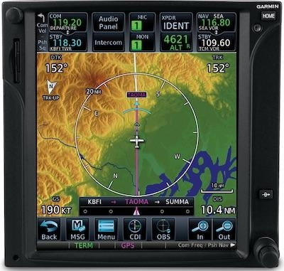 Garmin Adds Latest FIS-B Weather Products To The GTN 650/750
