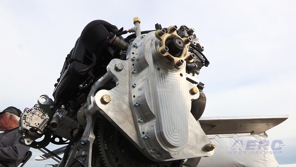 Aero-TV: Viking Aircraft Engines - More Power, More Honda! | Aero-News Network